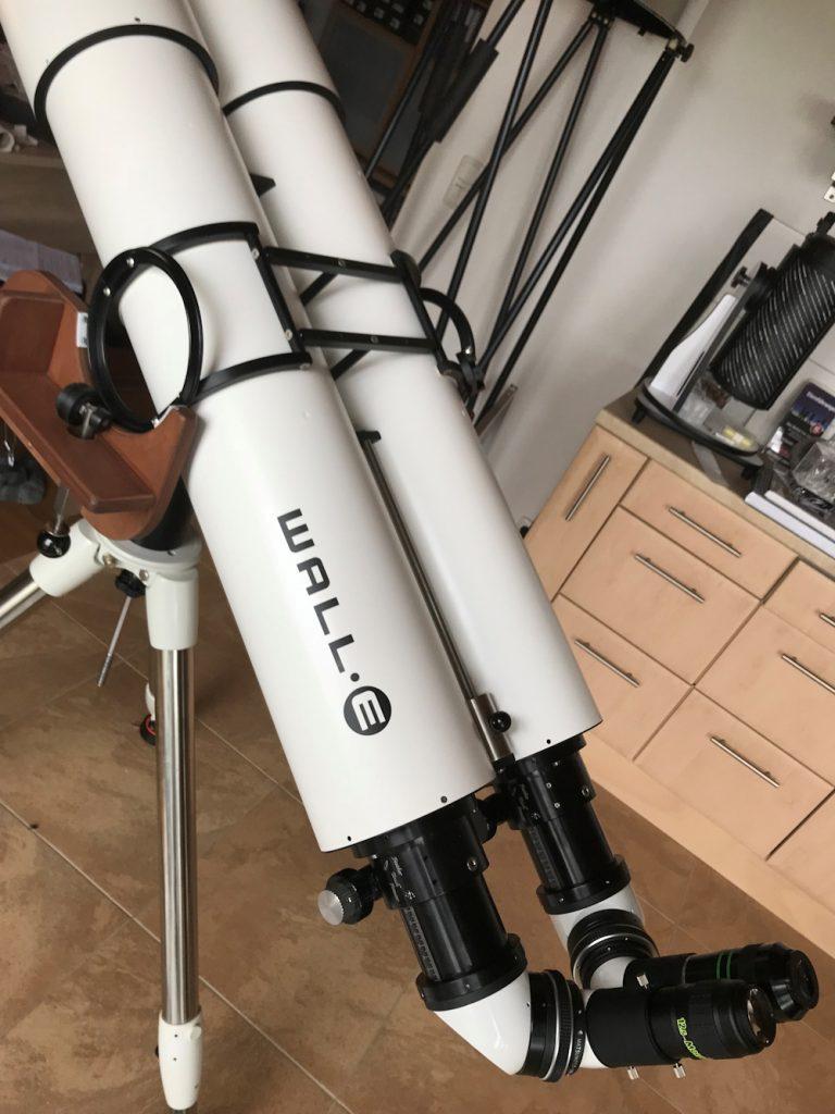Doppelrefraktoren / Bino-Teleskope